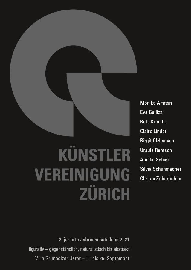 2. jurierte Jahresausstellung 2021